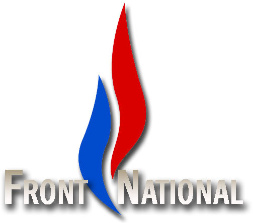 """a history of the front national in france """"the national front: first party of france"""" with those words, the pre-printed posters pinned to the wall behind marine le pen (pictured) on election night set."""