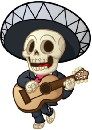 MexicanSkeleton
