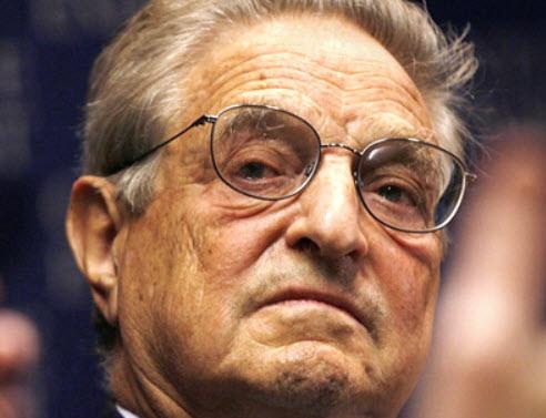 "George ""Open Borders"" Soros"