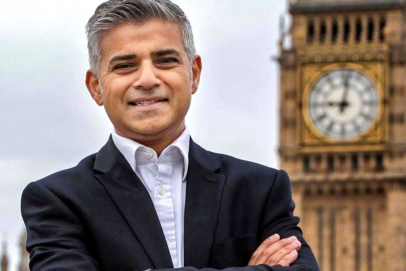 Khan Sadiq muslim mayor of london logical meme